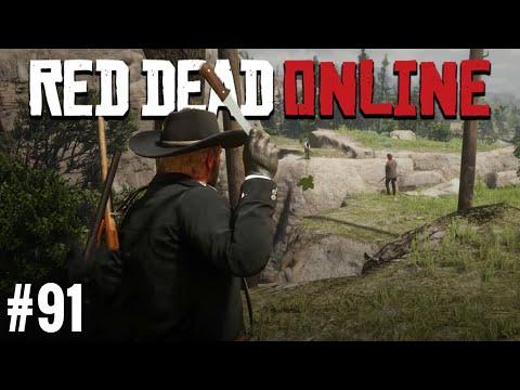 Red Dead Redemption 2 - Online (Let's Play German/Deutsch) 🐎 91 - Weniger Beamte, weniger Ärger