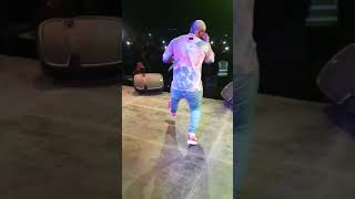 Cassper Nyovest Dancing To Amapiano Hit-song 'Sandton' at Fresh Prince Of Maftown