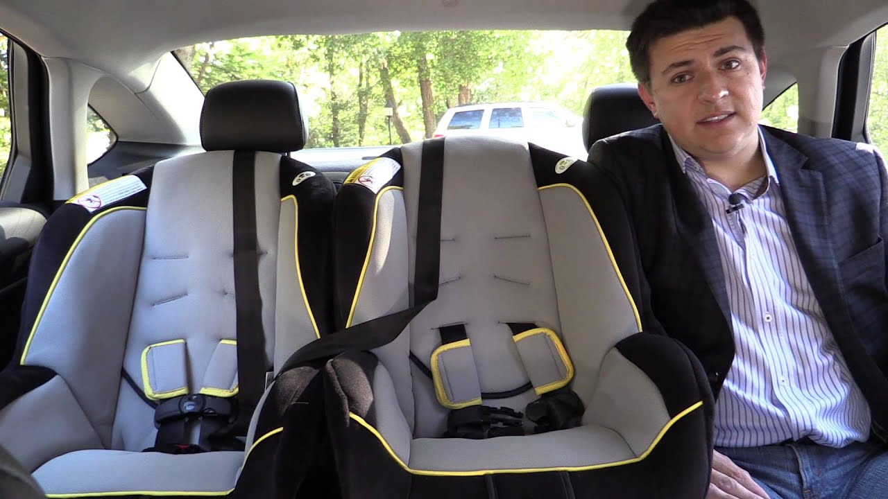 2014 Ford Fusion Child Seat Review Youtube