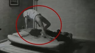 5 Unexplainable Videos That Will Give You Nightmares!