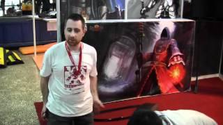 Mechanist Games - GDC China 2011 - Setup
