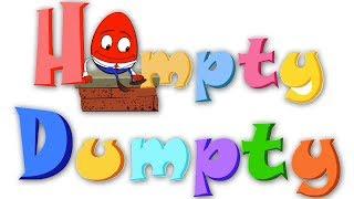 Humpty Dumpty Sat On A Wall | Nursery Rhymes | Baby Songs For Kids