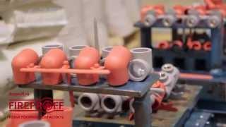 Fireproff презентация (пожаростойкие трубы fireproff, fireprof, фаерпроф, фаерпрофф)
