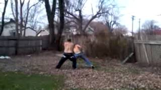 Ashtabula fight jason v.s. sean