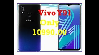 | Vivo Y91 1816 | Starry Black, 2GB RAM, 32GB Storage | with Offers 2019