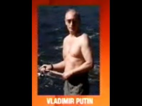 On How Being Manly Leader, Shirtless Putin, and Welcome to 2014 Olympics Sochi