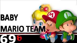 Super smash bros ultimate baby mario team theme