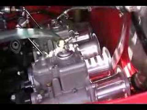 Fiat Abarth 2000 Ot Coupe America Details Youtube