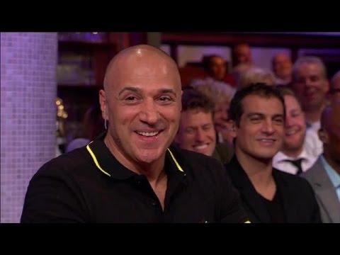 Paul Elstak vs. Mr. Polska - RTL LATE NIGHT