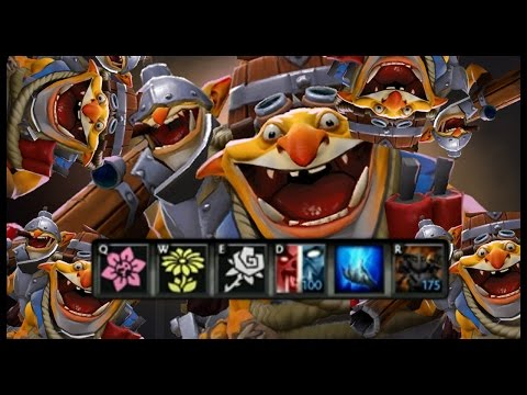 Dota 2 Mods | OKAY, NOW THIS IS JUST RUDE!! | Baumi plays Legends of Dota Redux