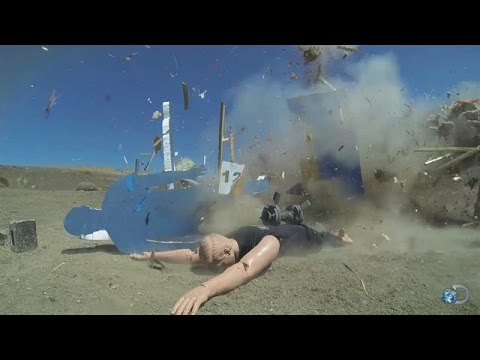 Out-of-Control Test | MythBusters