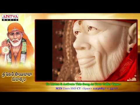 Sri Shiridi Saibaba Mahatyam Movie Full Songs - Maa Papalu song...