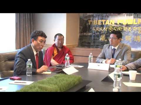 Tibetan Public Talk - April 5, 2013, part 3