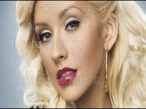 Christina Aguilera & A Big World   Say Something