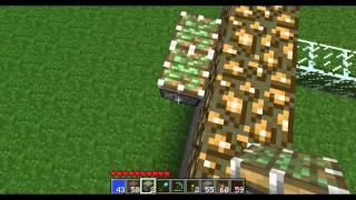 Minecraft - Automatikus leszedő rendszer
