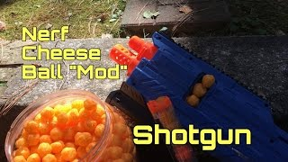 A Really Cheesy Nerf SHOTGUN Mod (Rival Atlas + Cheese)