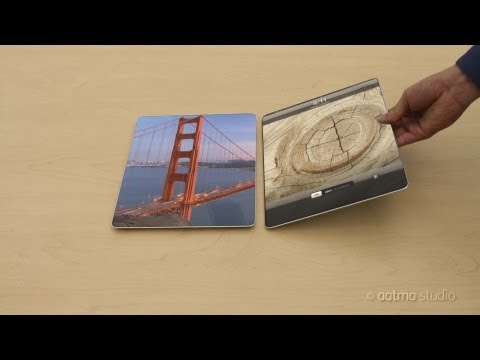 New iPad 3 Concept Features Music Videos