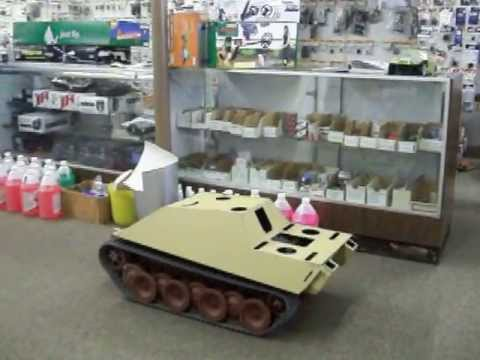 Field Of Armor RC Jagdpanther