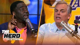 Atlanta is the best fit for Zion, disagrees LeBron era is over - Chris Haynes | NBA | THE HERD