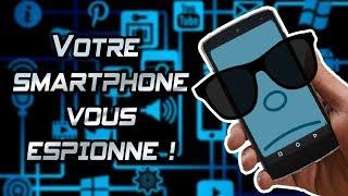 VOTRE SMARTPHONE VOUS ESPIONNE ! - L'Esprit Sorcier