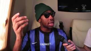 Tyler, The Creator Video - PTWSCHOOL INTERVIEW: TYLER, THE CREATOR FEAT. G.QUAGLIANO