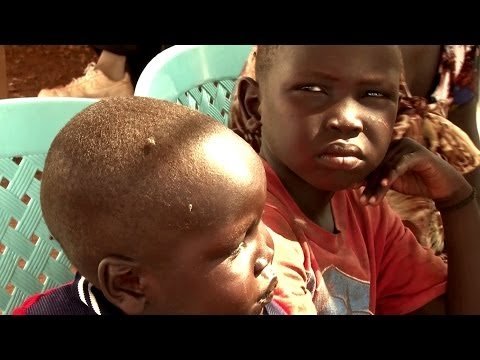 The Children of Sudan