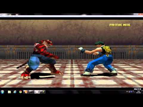 Bloody Roar 2 สูตร Shenlong