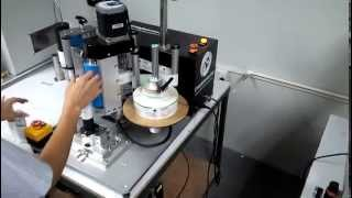 Labeling Machine for Soft Tube Labeler