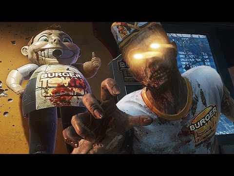 TOXIC ZONES - EXO ZOMBIES Infection (Call of Duty Advanced Warfare)