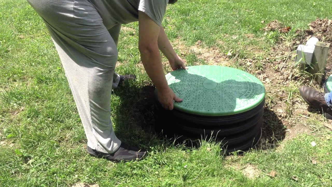 Septic Tank Cleanout How to Install a Septic Tank