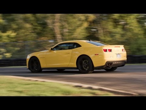 2013 Chevrolet Camaro ZL1 – 2013 Lightning Lap – LL2 Class – CAR and DRIVER