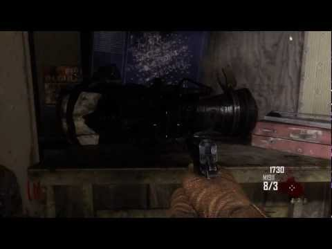 Black Ops 2:How To Build Jet Gun!(Fast Tutorial)
