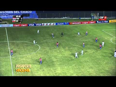 Arturo Vidal Vs Paraguay - Eliminatorias Brasil 2014