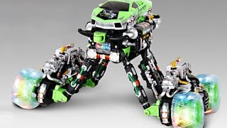 Đồ chơi trẻ em Xe đua biến hình - Transformative Drifting car toy - Kid Toy