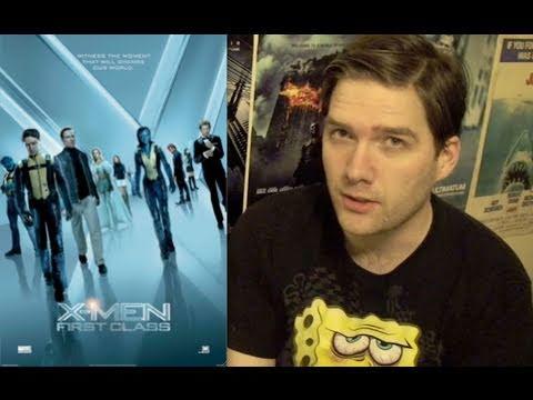 X-Men: First Class - Movie Review By Chris Stuckmann