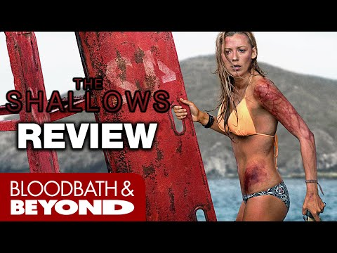 The Shallows (2016) - Horror Movie Review