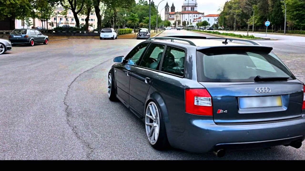 Audi S4 Avant B6 By Bari Youtube