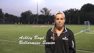 Bellarmine Women's Soccer