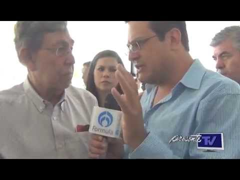 Entrevista a Cuauhtémoc Cárdenas Solórzano en Tabasco