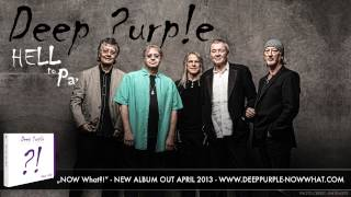 """Deep Purple """"Hell To Pay"""" Official Lyric Video (HD) from NOW What?!"""