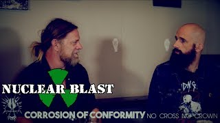 "CORROSION OF CONFORMITY - How does it feel ""to be back""? (No Cross No Crown trailer #1)"
