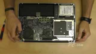 How to | Cleaning Dual Fan CPU Cooler system on MacBook 15