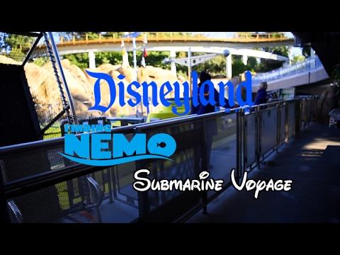 Finding Nemo Submarine Voyage [Disneyland] [4K]