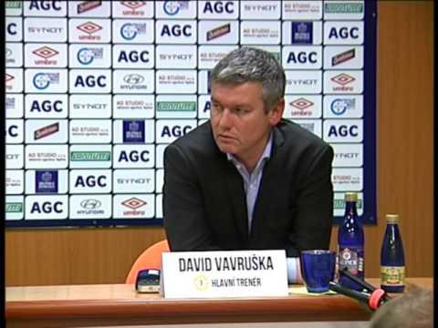 Tisková konference po utkání s Jihlavou - domácí (17.10.2015)