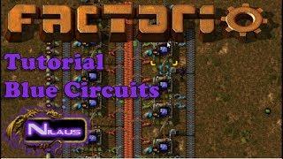 Factorio Tutorial - 15. Blue Circuits