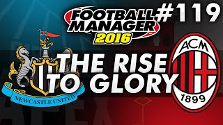 The Rise To Glory - Episode 119: GARRY MONK?! | Football Manager 2016