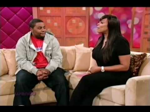 Kenan Thompson on The Wendy Williams Show 2/23/2010