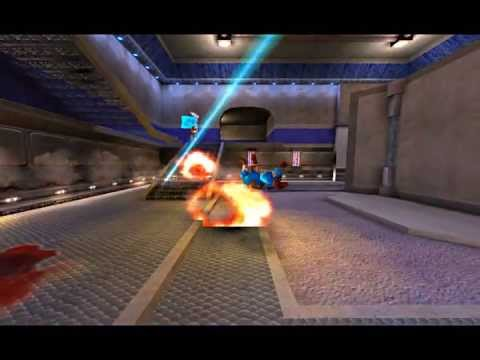 Few Minutes Novels - Quake 3 Arena Fragmovie by c3llux