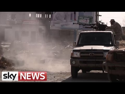 Libya 'Winning The Fight Against Islamic State' | Sky News Special Report