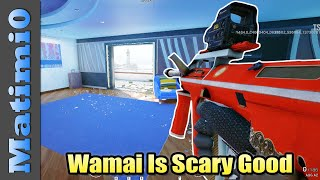 Wamai is Scary Good - Rainbow Six Siege